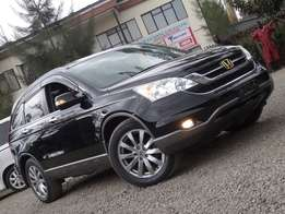 2010 Honda CRV. ZX edition. Super Black.