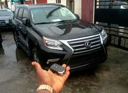 2012 Upgraded Lexus Gx460 (FOREIGN USED)