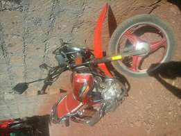 Motorbike for quick sale