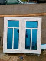 White aluminium window for sale.
