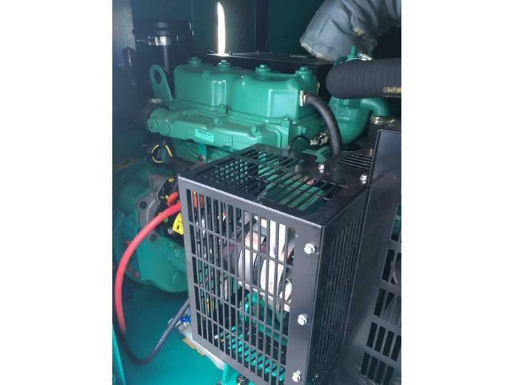 Cummins C17 D5 - 16,5 kVA Generator - DPX-18500 - 2019 - image 10