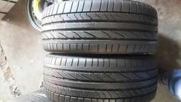Runflat tyres for sell