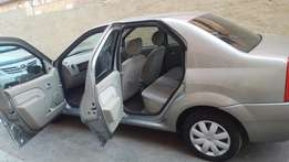 Car for sale 2009 Renault logan 1.6 with service book