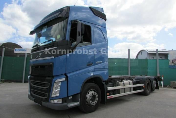 Volvo FH 460 6x2 LL - Nr: 838 - 2014