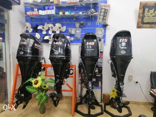 Suzuki outboard .140 for sale شرم الشيخ -  2
