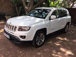2014 Jeep Compass 2.0 Limited Manual