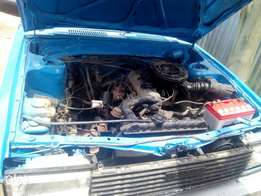 Toyota station wagon, Dx in good condition and well maintained.