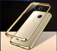 Stylish Electroplated S7 Edge Case