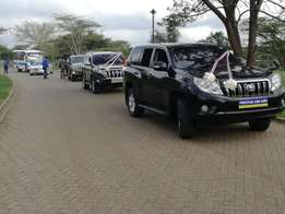 Executive Cars/Wedding cars at Prestige car hire kenya