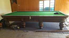 Snooker Table - Full size Executive