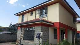 Brand new 4 bedroom house for sale in syokimau