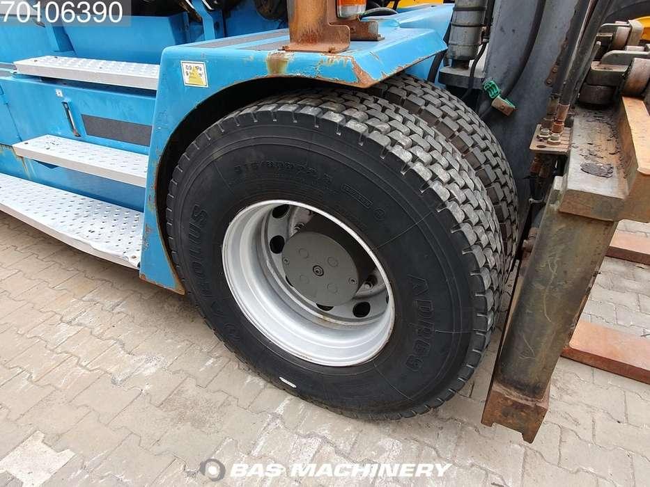 SMV SL12-600A Original hours - 90% tyres - 1997 - image 10