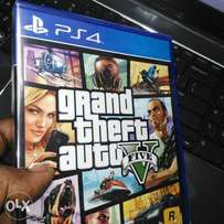 Gta V for ps4 Free Delivery