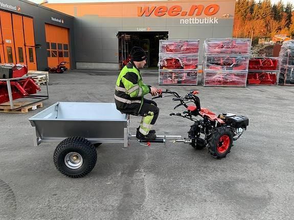 Agro tohjulstraktor 13 hk www  wee no - 2019