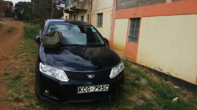 KCG Toyota Allion well maintained on quick sell Nairobi CBD - image 1