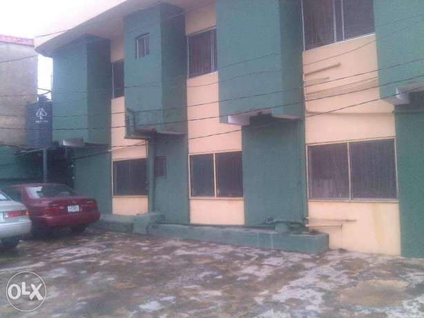 2 bedroom flat for rent at ogba very close to mobi,450k Ojodu - image 2