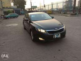 Sharp 2013 kia optima with thumb start
