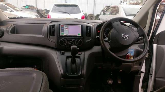 Nissan NV200 just arrived on quick sell Nairobi CBD - image 2