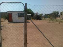 One room stand with electricity and water Mabopane Pretoria