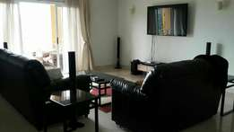 Spacious 2br fully furnished apartment to let in kilimani
