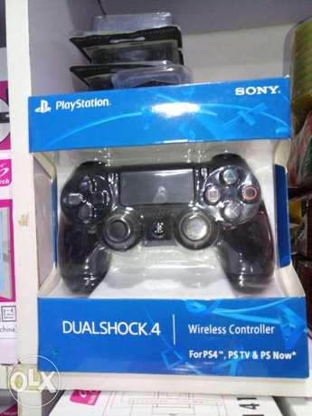 Sony PlayStation dual shock ps4 controller on sale Nairobi CBD - image 1