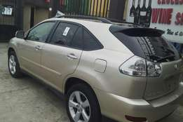 Sparkling and xcellent full option 08 lexus rx 350