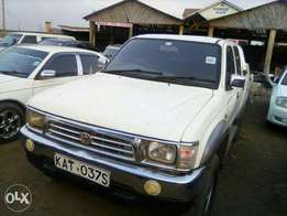 Toyota hilux millennium double cab for sale
