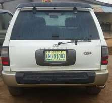 Very Clean used 2002 Qx4 infinity for 695k