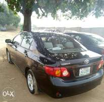 A few month 2011 Toyota Corolla for sales