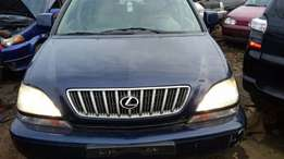 2001 model Lexus RX300 just arrived