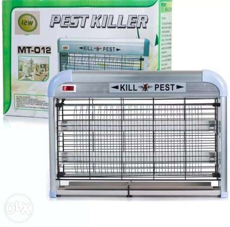 12W Powerful Electric UV Fly Mosquito insect Wasp Pest Killer