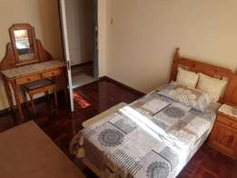 Furnished rooms in house for rent (Southern Suburbs - Cape Town)