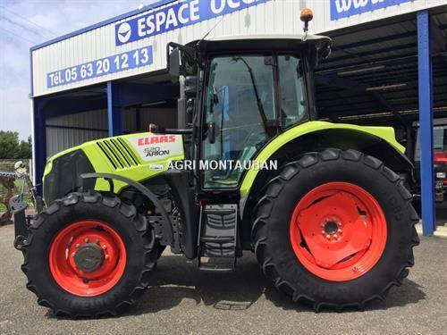 Claas Arion 520 - 2013