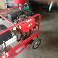 Diesel genarator with 150A welding plant very good condition