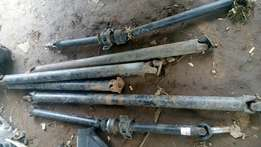 Ford Cortina 3.0 Solid propshaft R850 and knucle propshaft R1250.