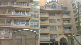 Spacious 1 bedroomed apartment in Kilimani for Ksh. 12.5M