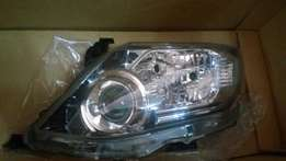 Headlight fortuner