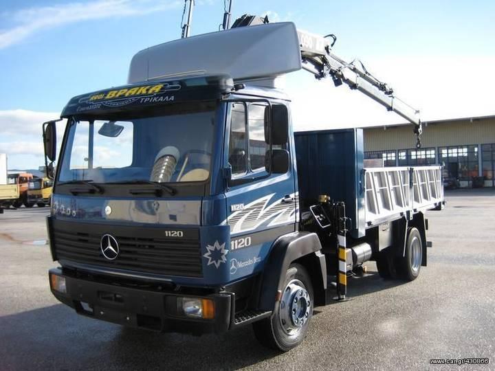Mercedes-Benz 1120  1520 1324 '95 - 1995