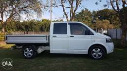 132kw VW transporter 2013 4motion double cab