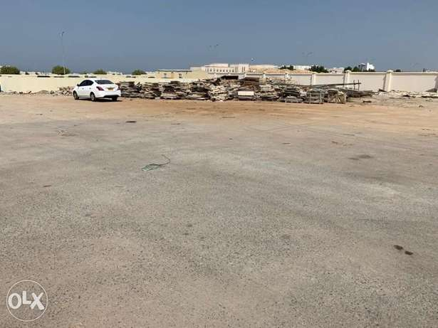 Commercial Land For Rent in Ghala industrial Main Road 2000 Sqm