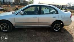 Local Used:HONDA CIVIC 2002 FOR SALE...
