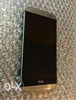 Sparkling Clean Gold HTC M8