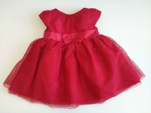 bcc6b95557 Czerwona sukienka z krótkim rękawem Gdynia Grabówek • OLX.pl