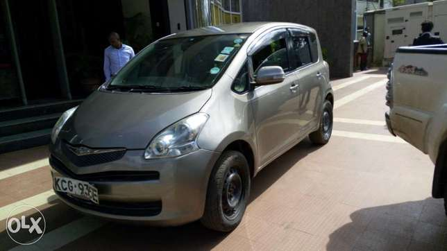 Toyota Ractis uber ready very clean 50% financing terms accepted Westlands - image 1