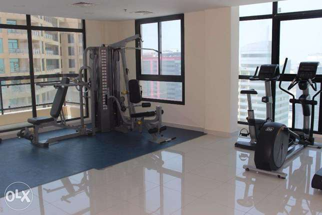 Brand new modern 2 BR in Juffer / Balcony جفير -  7