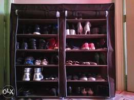 Shoe Rack - Brown
