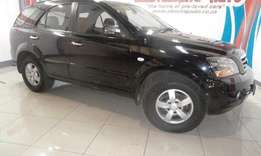 2010 kia sorento 3.5 4x2 5-seater automatic in pristine condition