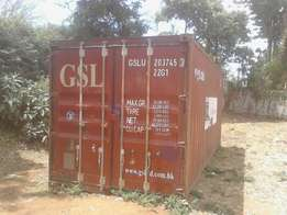 20ft container for quick sale