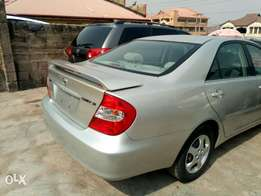 2004 Toyota Camry tokunbo
