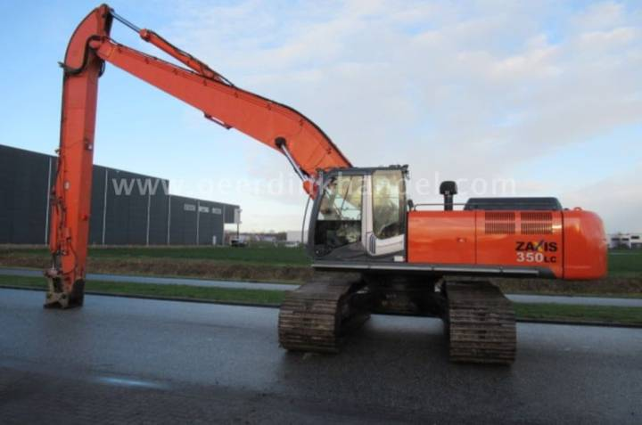 Hitachi ZX350 LC-3 LONG REACH - 2011